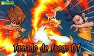 Tornado de Fuego DT (3DS)