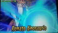 Remate dinosaurio 3DS 5