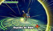 Espada de Odín (IE 3-3DS)