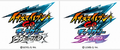 Inazuma Eleven GO 3 Galaxy Big Bang y Super Nova logos separados