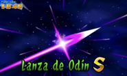 Lanza de Odín (3DS-GO)