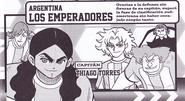 The empire manga