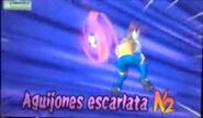 Aguijones escarlata 3DS 1