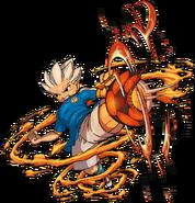 Torbellino de Fuego (Artwork)