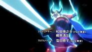 Bravo Samurai Musashi (OP Sombra anime ver)