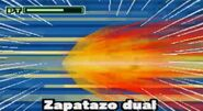 ZAPATAZO DUAL DS 3