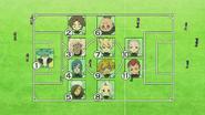 Formación del Sky Team (Anime)