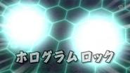 Holograma de Roca HD 4