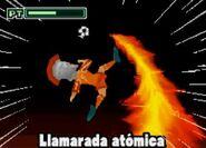 Llamarada atómica ds 2