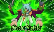 Director Magister 3DS