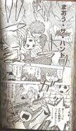 Mano Diabólica (Manga - JPN)