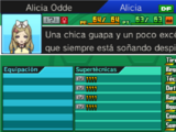 Alicia Odde