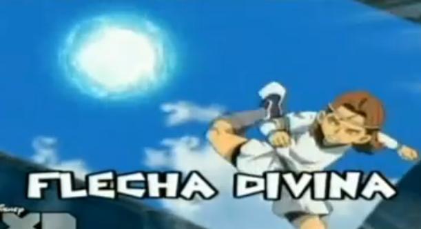 Flecha Divina