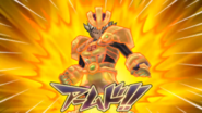 Modo Armadura de Titán Gigante (VJ-3DS)