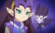 Inazuma eleven go galaxy princesa lalaya y pixie 2 by thebellealexandra-d75ew6f