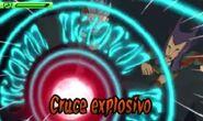 Cruce explosivo 3DS 3