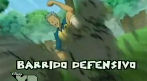 Barrido Defensivo
