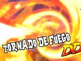 Tornado de Fuego DD
