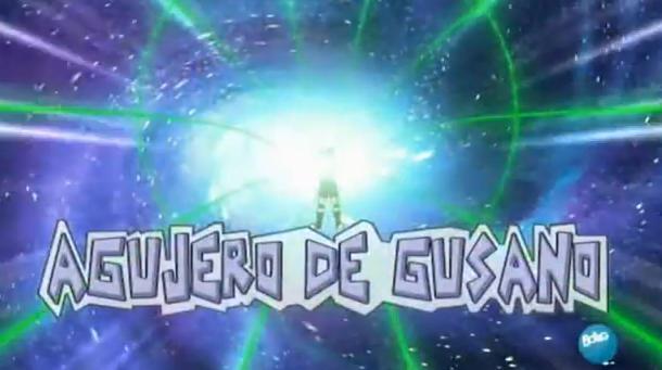 Agujero de Gusano