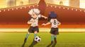 Froy e Ichihoshi de pequeños