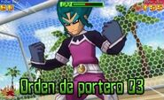 Orden de portero 03 3DS 1