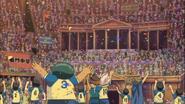 IE - Raimon celebrando la victoria ante el Zeus en el FF (videoclip)
