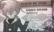 Flota Ixar (TY Manga)