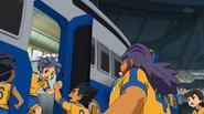 Raimon escaping CS 6 HQ