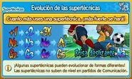 Evoluciones de técnicas español