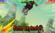 Salto explosivo 3DS 2
