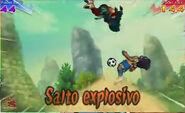 Salto explosivo 3DS 9