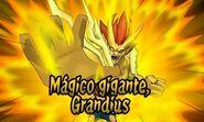 Grandius 3DS
