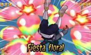 Fiesta floral 3DS 7