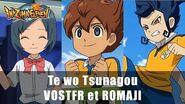 -VOSTFR--♫- Te wo Tsunagou -- Inazuma Eleven Go