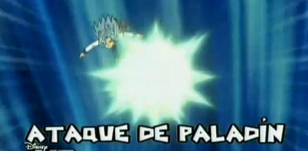 Ataque de Paladín