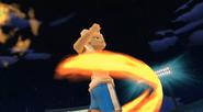 Torbellino de fuego wii 3