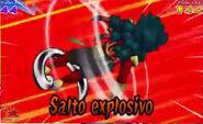 Salto explosivo 3DS 5