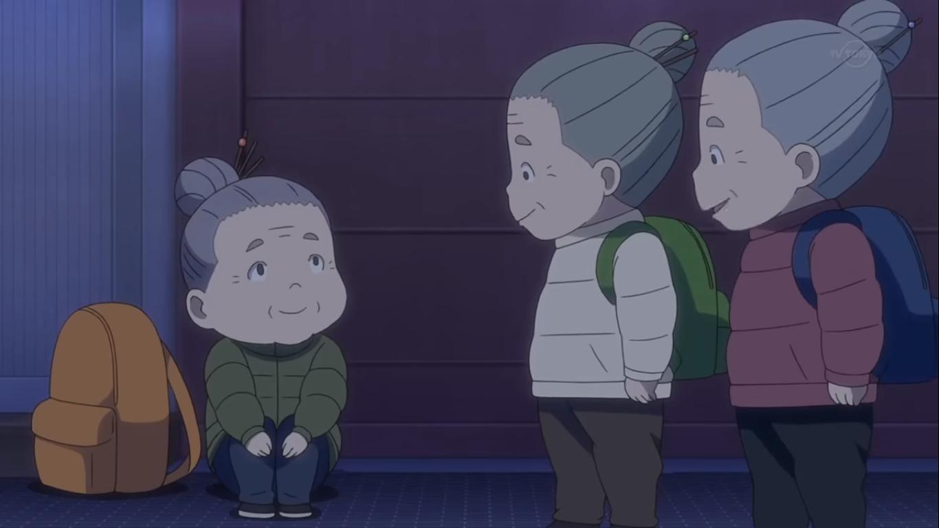Hana, Matsu y Ume