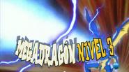 Megadragon nivel 3