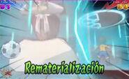 Rematerialización 3DS 8
