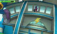 Fuerza centrífuga 3DS 8