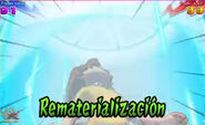 Rematerialización 3DS 6