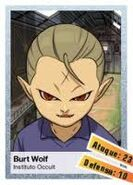 Burt Wolf carta