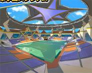 Seishou Gakuen Stadium Art