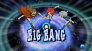 Big bang.