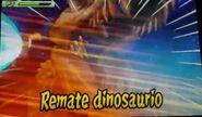 Remate dinosaurio 3DS 6