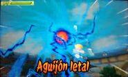 Aguijón letal 3DS 3