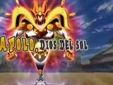 Apolo, Dios del Sol