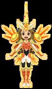 Goldie (Artwork Armadura Amaterasu)