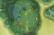 Jardín de Zhuge Mapa